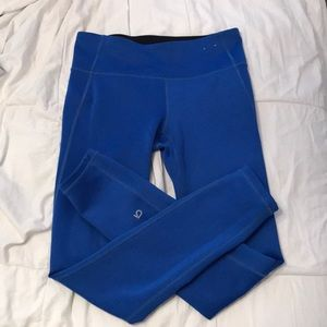 GAP Pants - blue Gap leggings